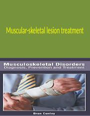 Musculo-skeletal lesion treatment(dislocations,avulsions,plaster casts,splinters)lecture3.pptx