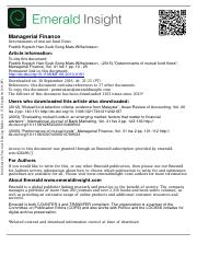 Determinants of mutual fund flow.pdf