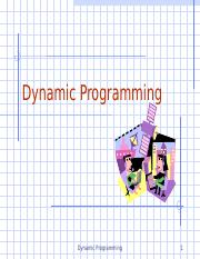 DynamicProgramming.ppt