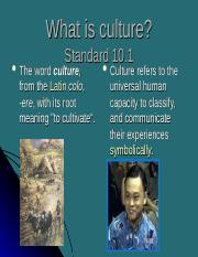What is culture.ppt