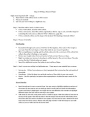 Steps in Writing a Research Paper-1