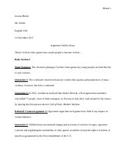Agrument Essay Final Paper Outline.docx