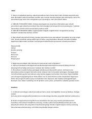 Manajemen Penasaran Doc Soal Ujian Ut Akuntansi Ekma4216 1 Konsep Inti Pemasaran Menurut Bagozi Adalah A Kebutuhan B Pertukaran Nilai C Pasar D Course Hero