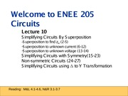 ENEE205 Fall2013 Lecture10 Gomez