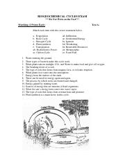 Biogeochemical Cycles Exam A new.pdf
