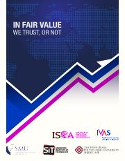 In Value We Trust Or Not - Industry Report.pdf