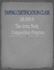330th Tape Class.ppt