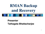 7-RMAN Backup and Recovery