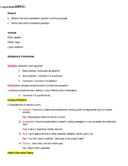 commtheoryexam2outline