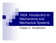 162A 4 - Acceleration