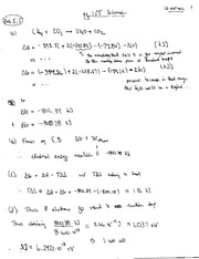 Thermal Physics Solutions CH 4-5 pg 63