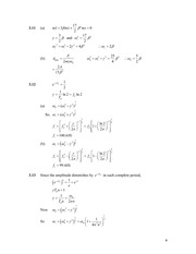 Analytical Mech Homework Solutions 25