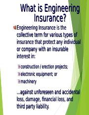 Engineering Insurance.ppt