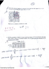 Exam 3 Part 2 with calculator