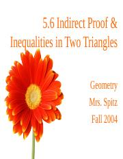 5.6 Indirect Proof.ppt