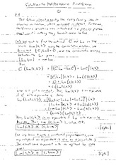 Exam 2010 Solutions