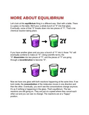 More About Equilibrium