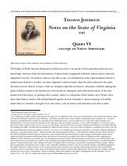NHC- Thomas Jefferson   Notes on the State of Virginia Query VI excerpt on Native Americans 1787.pdf