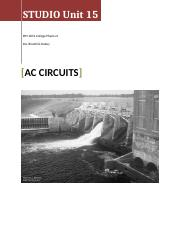 Unit 15 - Introduction to AC Circuits.doc