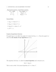 MATH 1 Spring 2008 Textbook Assignment Solutions 2