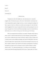 Eng 107 Reflective Essay.docx