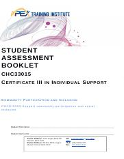 10-SAB-CHCDIS003-Support-community-participation-and-social EK.docx