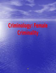 Criminology-Female-Criminality.pptx