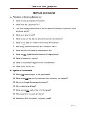 Civics_Test100_Questions