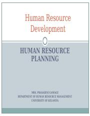 ppt 7 manaing human resource- HR planning.ppt