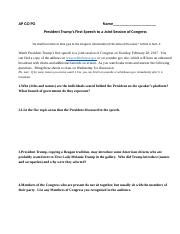 Trump's Joint Session Speech AP GO PO 2017B.docx