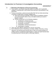 Forensic Accounting Chapter One Notes.docx