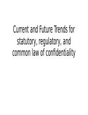 Current and Future Trends for statutory, regulatory.pptx