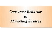 Lecture 1 Consumer Behavior and Marketing Strategy