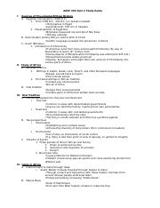 African Civilization Study Guide for reading quiz 2.doc