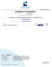 PAS_Learner_Completion_Certificate INFO. MNGMT. SYSTEMS