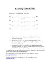 Learning Styles Results QUIZ.docx