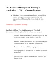 watershedplanningandapplication