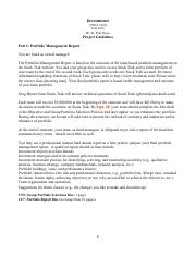 Mutual funds essay