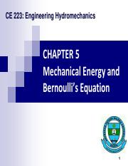 Chapter 5 Mechanical Energy and bernoulli's Equation.pdf