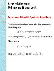 Power Series about ordinary and singular points.pdf