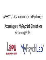 APSS1A07_20161_C_MyPsychLabAccess (1).pptx