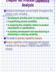 Ch 6b - Process Capability Analysis.ppt