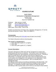 2301A Summer 2014 course outline (1)