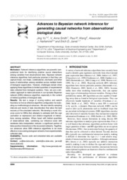 AdvancesToBayesianNetworkInferenceGenerateCausalNetworkBioData_04bioinfo