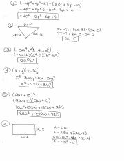 Math 112 Additional Practice Test 2 Solutions