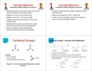 12 Nucleophilic addition to Aldehydes and Ketones - 4 per page