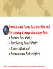 DRM_Ch-International Parity Relationships ad Forecasting Foreign Exchange Rates-Part-1.pdf
