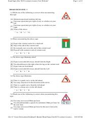 Learners licence pdf k53 test