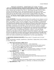 GLS116 Test 2 Study guide.docx