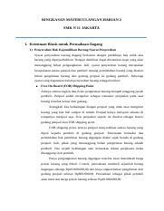 Materi Uh 2 Docx Ringkasan Materi Ulangan Harian 2 Smk N 11 Jakarta 1 Ketentuan Bisnis Untuk Perusahaan Dagang 1 Penyerahan Hak Kepemilikan Course Hero